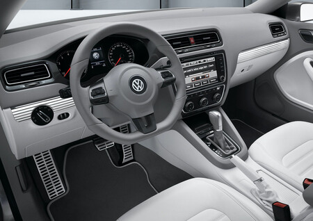 Volkswagen New Compact Coupe Concept Jetta Coupe MK6 7