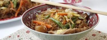 Cómo hacer pansit filipino, receta saludable para disfrutar de las verduras
