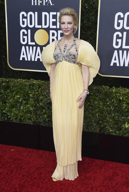 Cate Blanchett globos de oro 2020