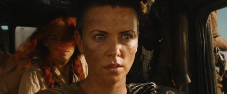 Mad Max Fury Road 3 Charlize Theron