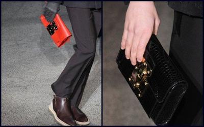 Cómo llevar un bolso y un clutch masculino con estilo, la gran apuesta de Louis Vuitton
