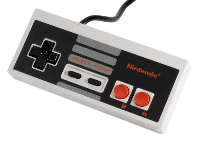 NES pad