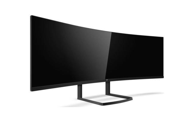 """Philips presenta nuevo monitor ultrapanorámico de 49 pulgadas con resolución  """"5K"""""""