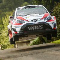 Os presentamos a Toyota en el mundo del rally