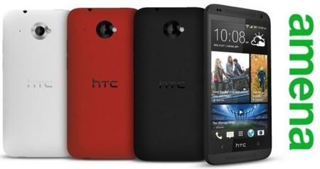 Precios HTC Desire 601 con Amena