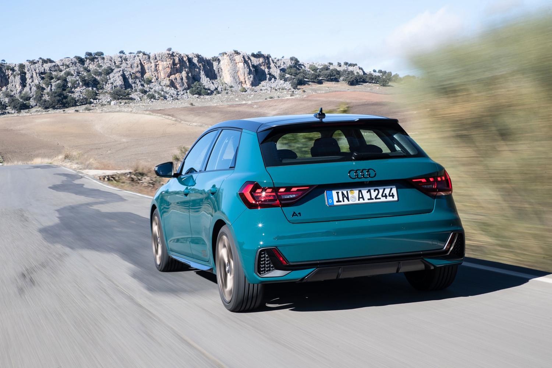 Foto de Audi A1 2018, toma de contacto (108/172)