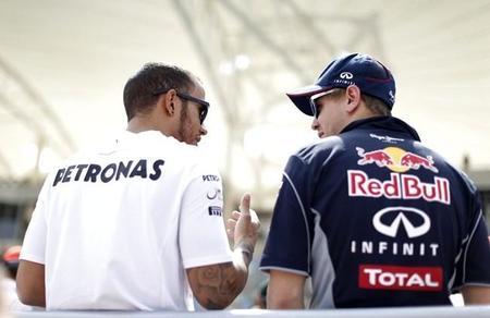 Lewis Hamilton tiene esperanzas de victoria en Mercedes