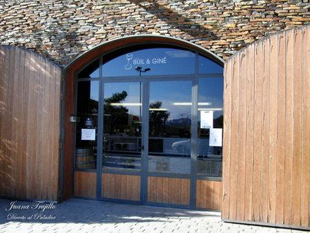 Visita a las bodegas Buil & Giné