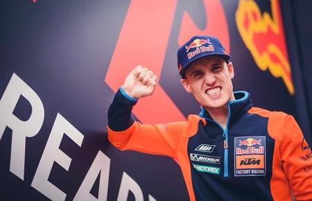 """Pol Espargaró fue un segundo más rápido en los test de Jerez con el motor 2019: """"No puedo pedir más a KTM"""""""