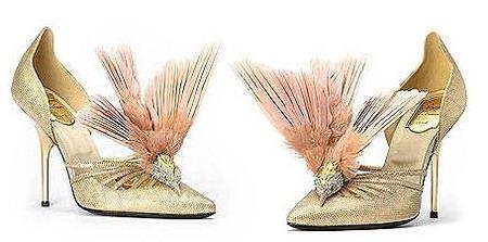 Stiletto de capricho de Roger Vivier