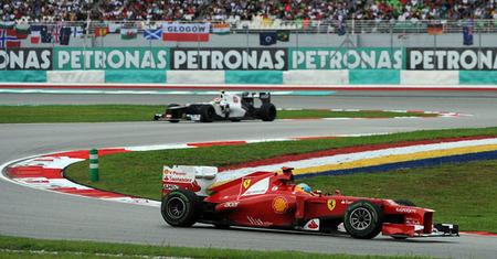 Sauber niega las acusaciones de órdenes de equipo