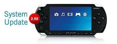 Firmware v2.5 de la PSP, hackeado