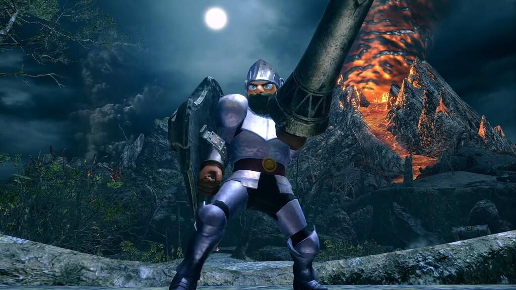Sir Arthur, de Ghosts 'n Goblins Resurrection, protagonizará el nuevo crossover de Monster Hunter Rise. ¡Y el siguiente será con Sonic!