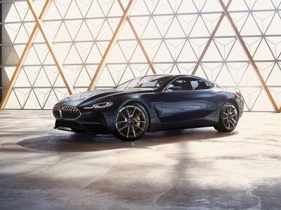 ¡Confirmado! Habrá un BMW M8 y se dejará ver por primera vez este fin de semana en Nürburgring