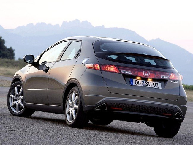 Honda Civic (2006)