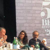 Los mejores chefs del mundo hablan sobre la responsabilidad social en la gastronomía durante las 50 Best Talks