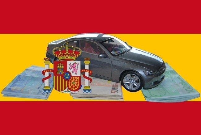 Automóvil y España