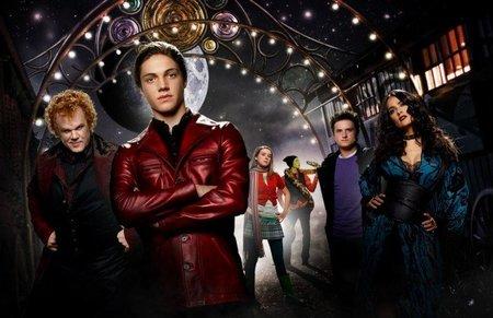 'El circo de los extraños', irregular comienzo (¿y final?) de otra saga fantástica juvenil