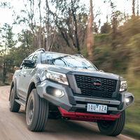 La Nissan Frontier PRO-4X Warrior by Premcar busca la aventura con un kit off-road más extremo