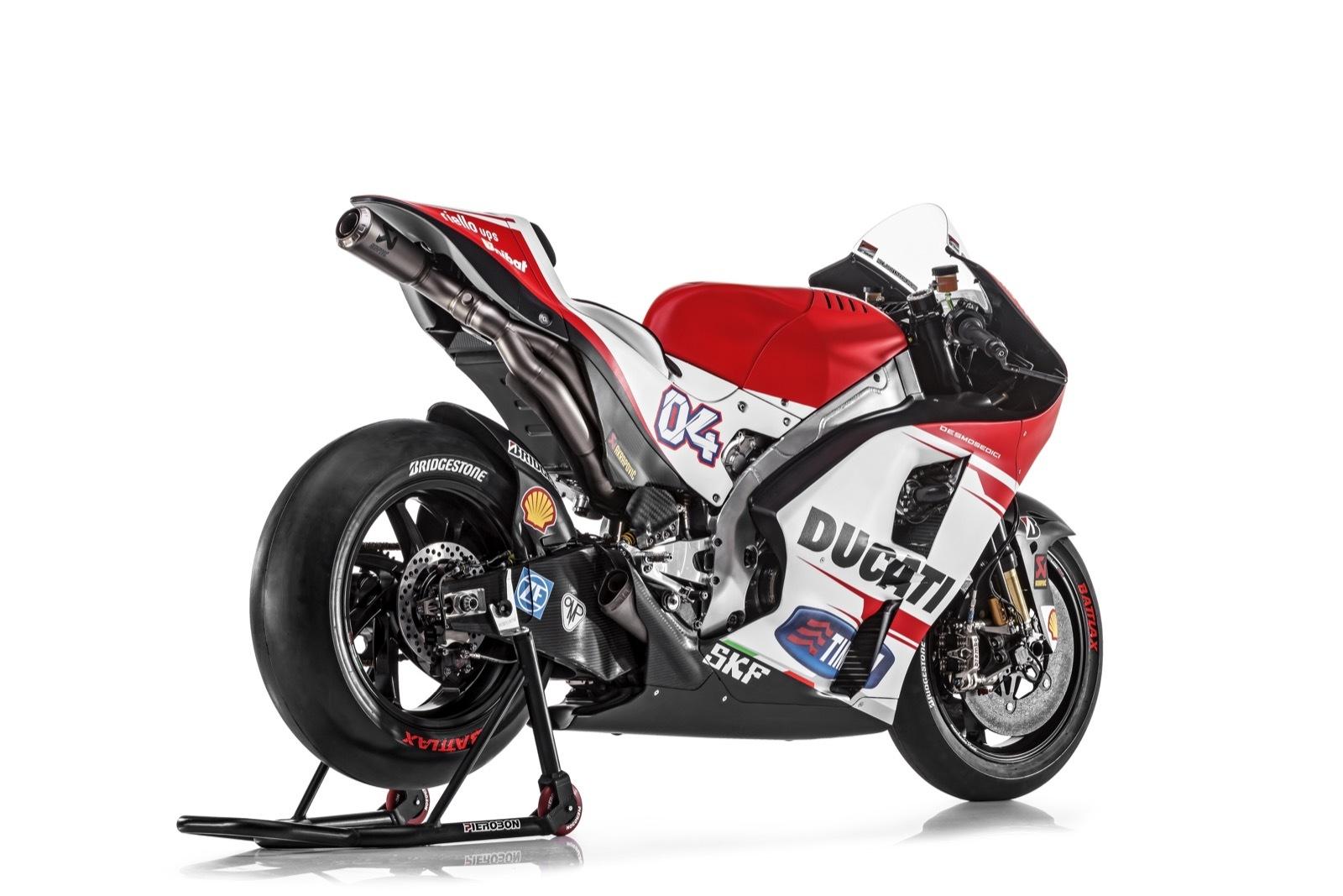 Foto de Galería Ducati Desmosedici GP15 (33/63)