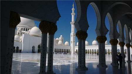 Nokia Lumia 1020 - Gran Mezquita de Abu Dabi