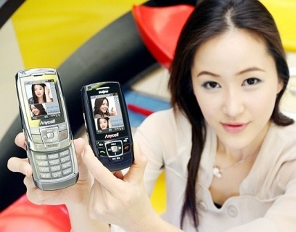 Samsung SPH-W2500