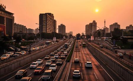 China tráfico