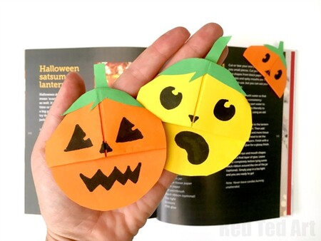 Manualidades Halloween Papel 06