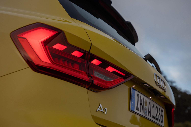 Foto de Audi A1 2018, toma de contacto (164/172)