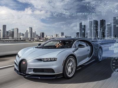 Telemetría, diagnóstico en tiempo real o un mecánico listo para coger un avión: así es la asistencia de Bugatti