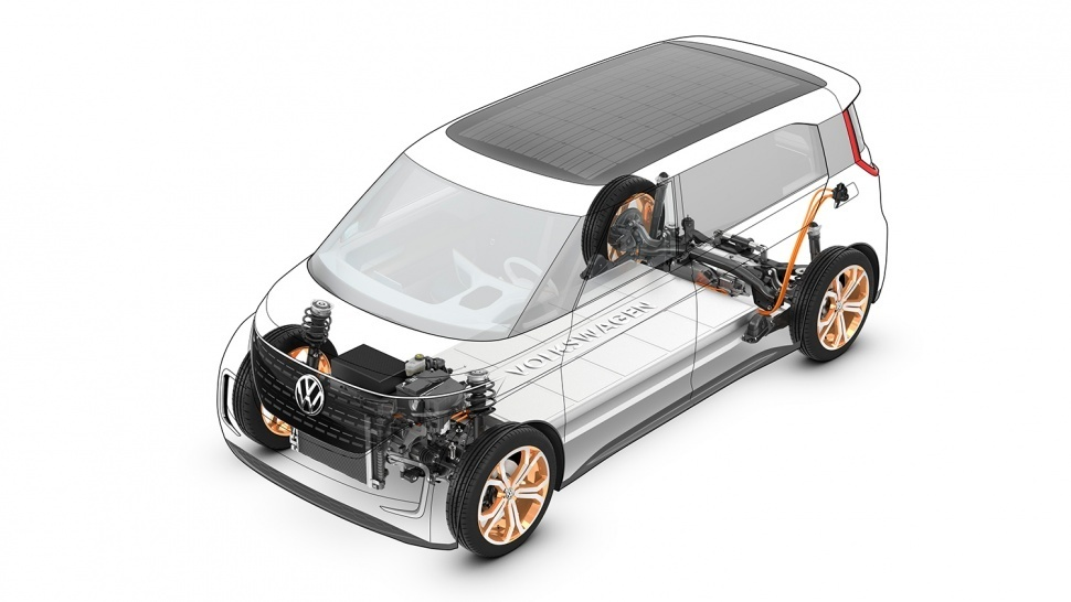 Foto de Volkswagen BUDD-e concept (7/30)