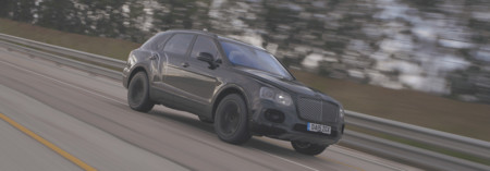 Bentayga Exploring The Limits Of Performance 2
