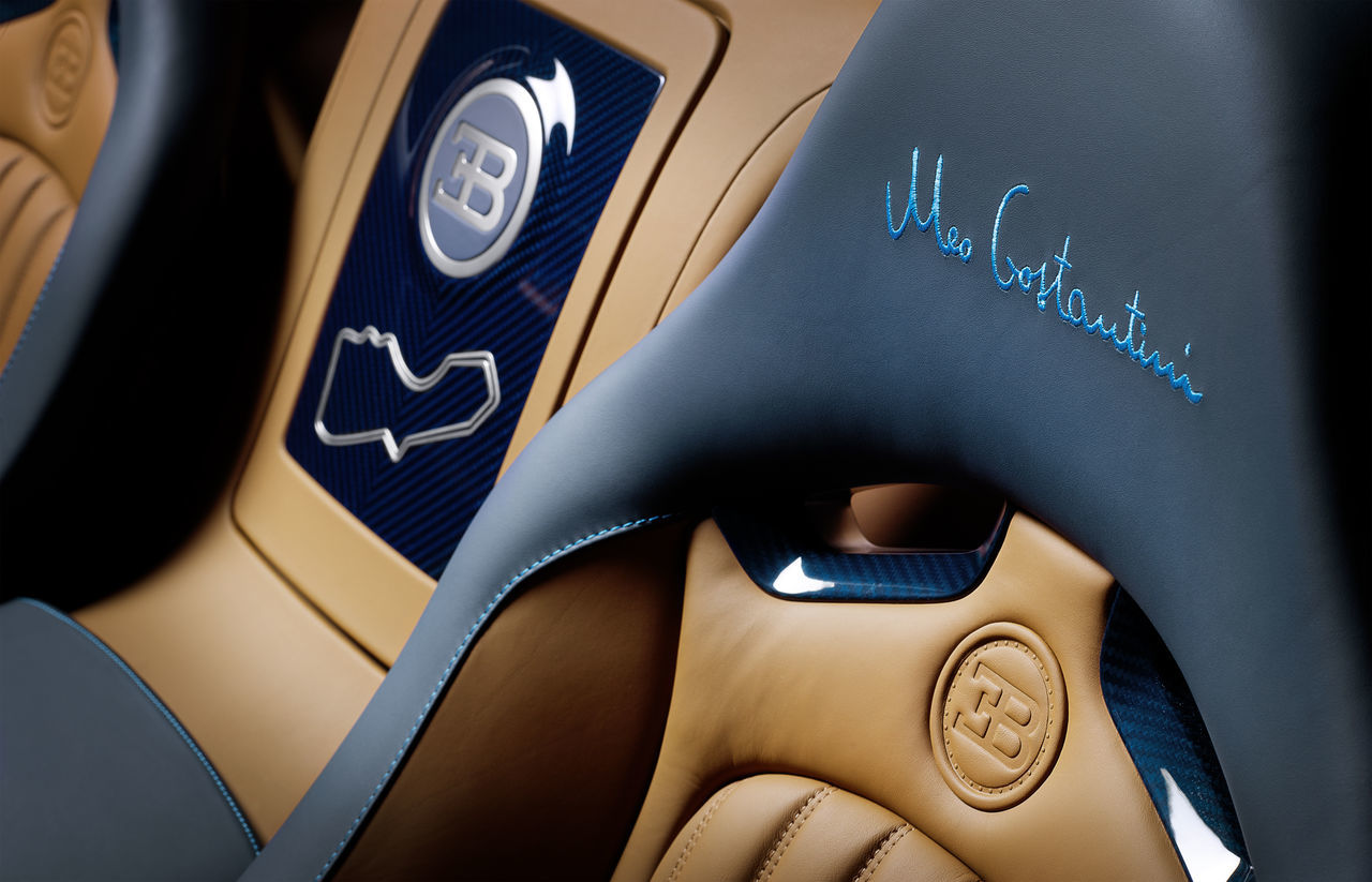 Foto de Bugatti Veyron Meo Constantini (14/24)