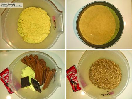 Preparación Mpusse Kit Kat