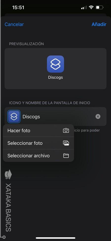 Elige Icono