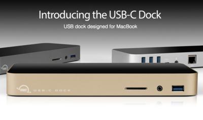 OWC USB-C Dock es el accesorio que querrás si dependes enteramente de un nuevo MacBook