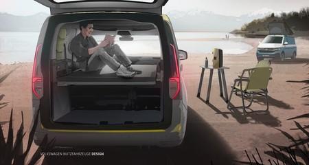 Volkswagen Caddy Beach 2020 2