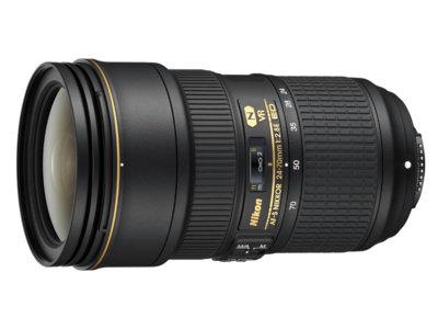 Nikon presenta dos objetivos estándar y un superteleobjetivo luminosos