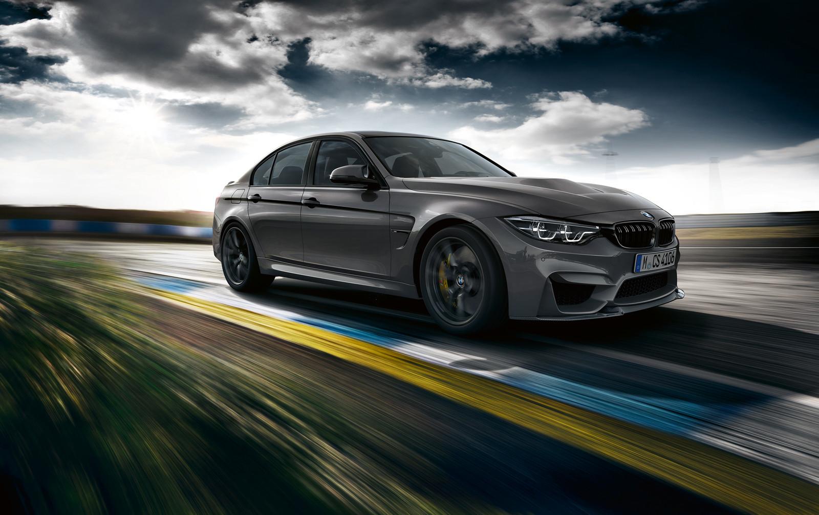 Foto de BMW M3 CS 2018 (5/13)
