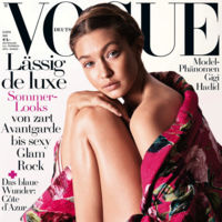 Vogue Alemanis:  Gigi Hadid