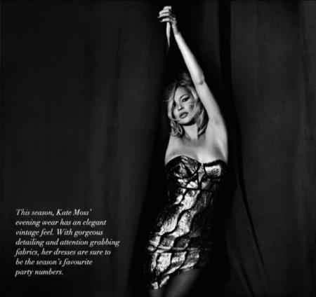 Kate Moss para TopShop Otoño-Invierno 2009/2010 VIII