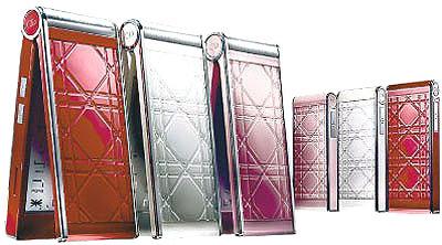Teléfono móvil de Dior