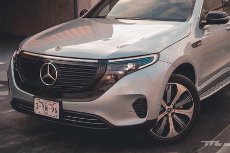 Mercedes Benz Eqc 2021 Prueba De Manejo Opiniones Precio 33