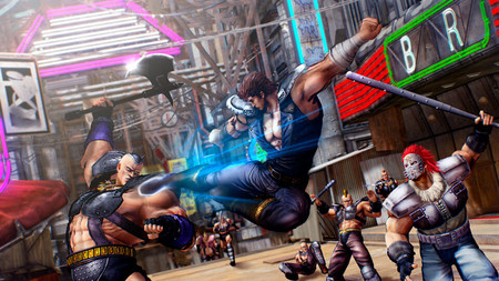 Fist of the North Star: Lost Paradise celebra su lanzamiento con este salvaje tráiler