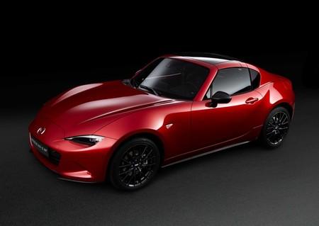 Mazda MX-5 RF Ignition, una versión tan roja como especial debutará en Europa