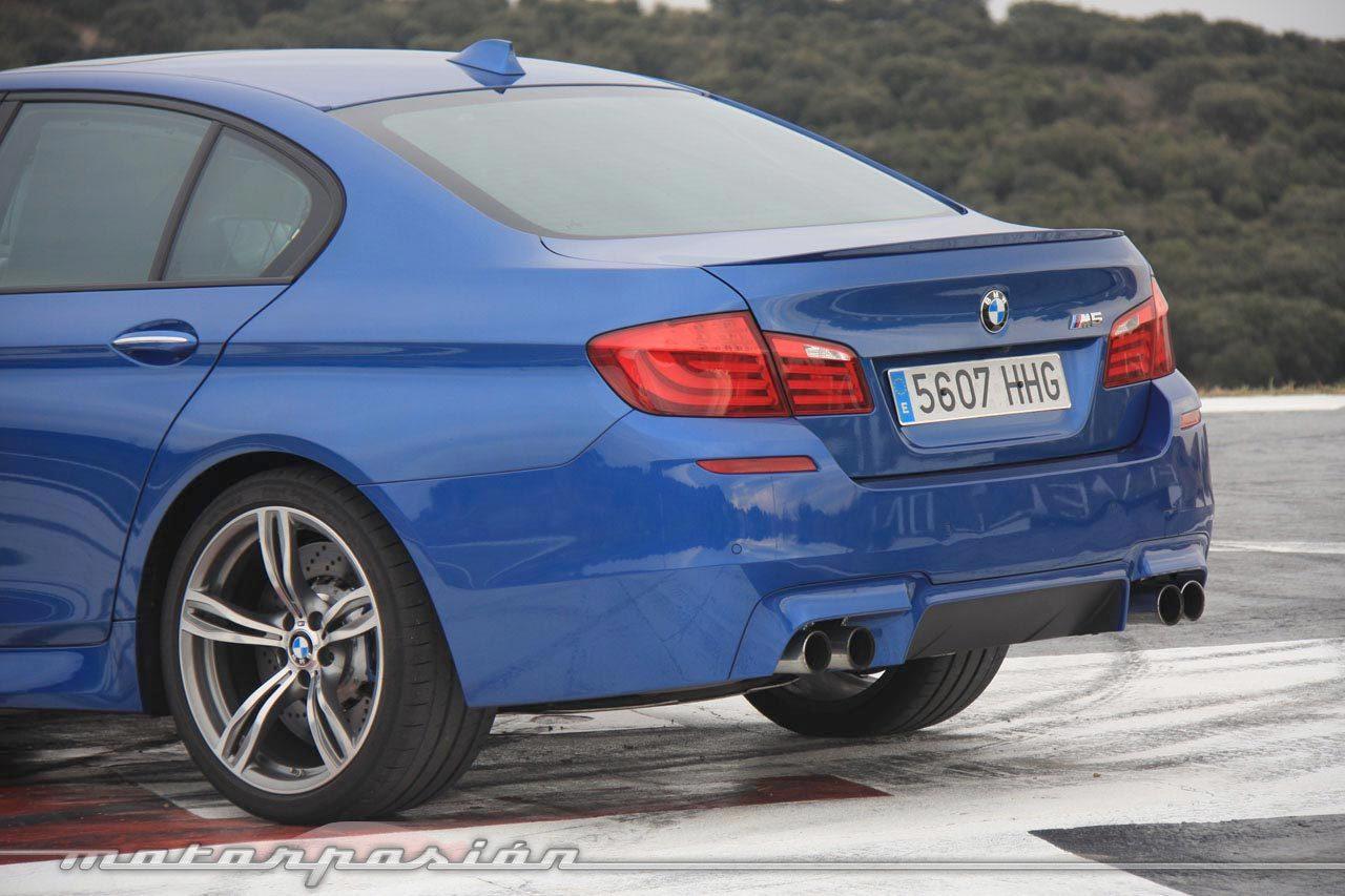 Foto de BMW M5 (Prueba) (113/136)