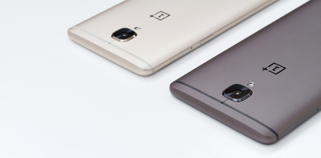 OnePlus confirma que el OnePlus 3T de 128GB estará disponible de nuevo