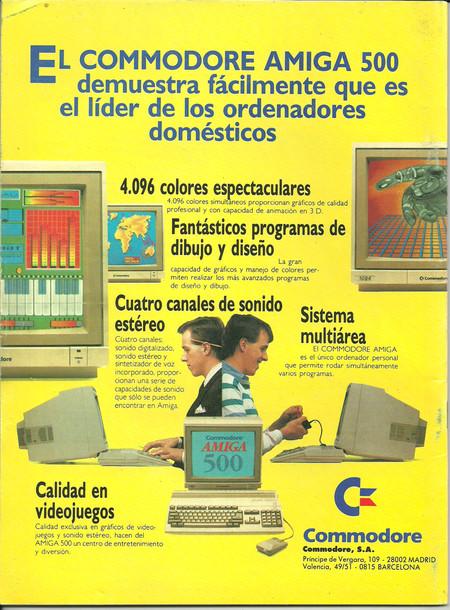 1989 Amiga 500