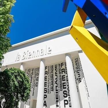 Venecia se convierte en el centro del arte en una nueva Bienal que durará todo el verano