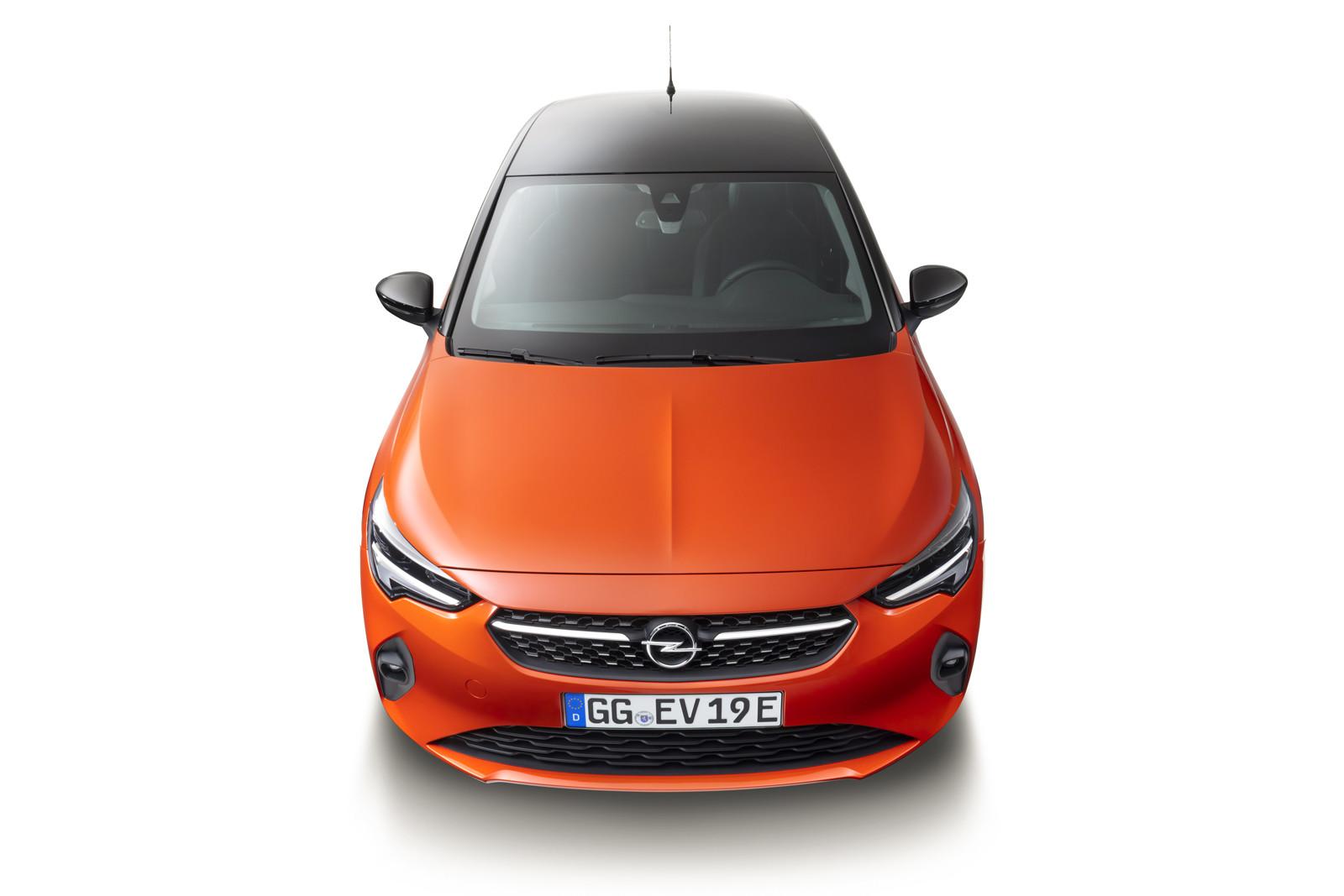 Foto de Opel Corsa 2019 (presentación estática) (18/46)